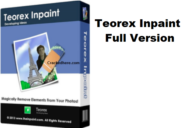 Teorex Inpaint Crack Full Serial Keys