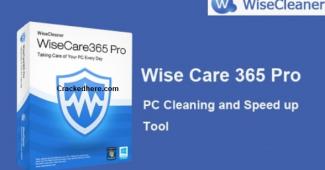 Wise Care 365 Pro Crack Full Keys Free