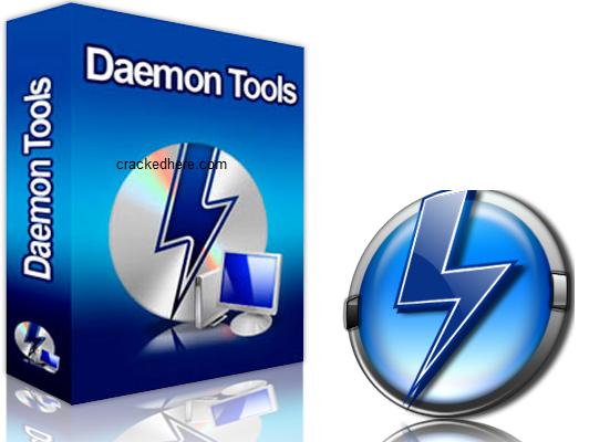 DAEMON Tools Lite Crack Full Keys