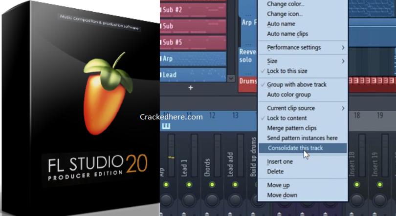 FL Studio 20 Crack Full Torrent