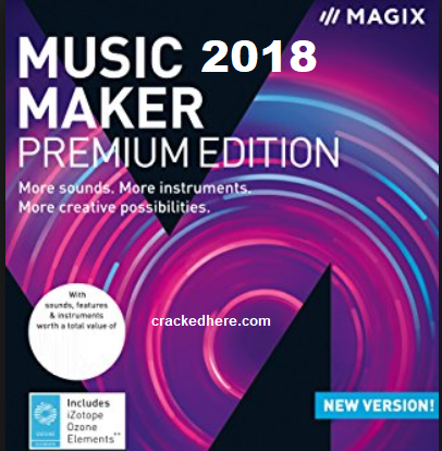 Magix Music Maker 2020 Crack 28 0 2 43 Premium Free Download All