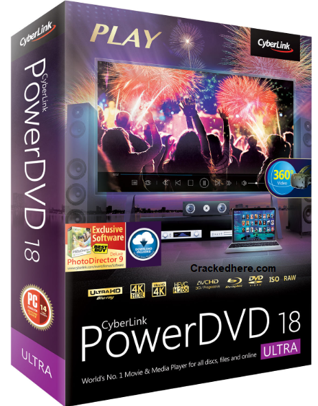 CyberLink PowerDVD Ultra Crack